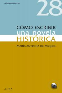 Como escribir una novela historica