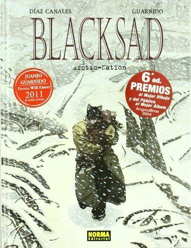 Blacksad 02 artic nation 6ªed