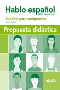 Hablo español n.inicial propuesta didactica