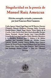 Singularidad en la poesia de manuel ruiz amezcua
