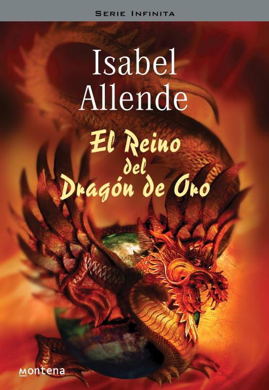 Reino del dragon de oro,el montena