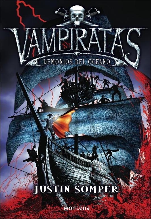 Vampiratas 1 demonios del oceano