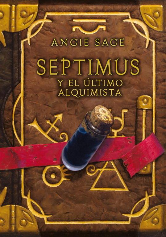 Septimus y el ultimo alquimista