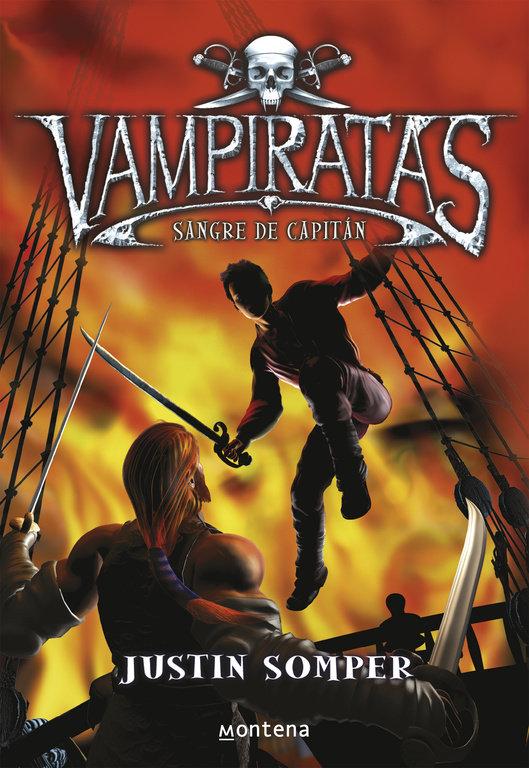 Vampiratas 3 sangre de capitan