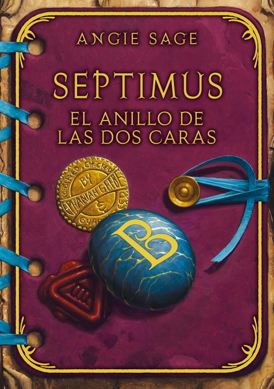 Septimus el anillo de las dos caras