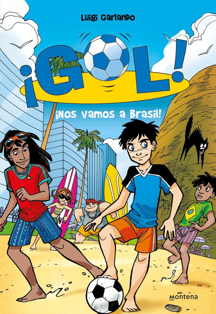 Gol 02 nos vamos a brasil