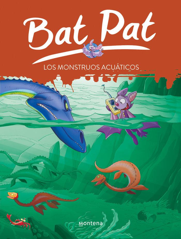 Bat pat 13 los monstruos acuaticos