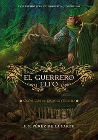 Guerrero elfo premio jaen narrativa juvenil