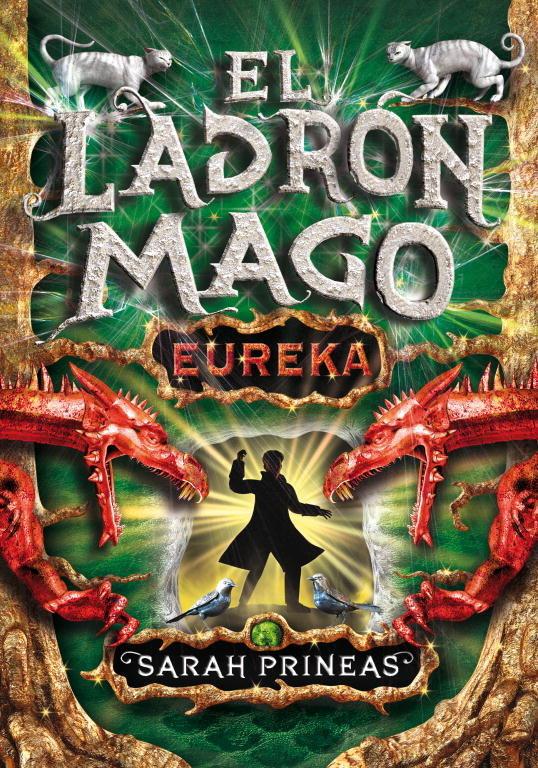 Ladron mago iii eureka,el