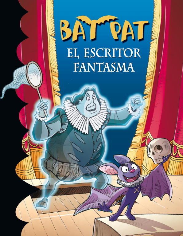 Bat pat 17 el escritor fantasma