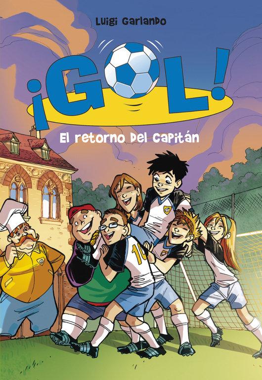 Gol 09 retorno del capitan