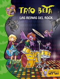 Trio beta 5 las reinas del rock