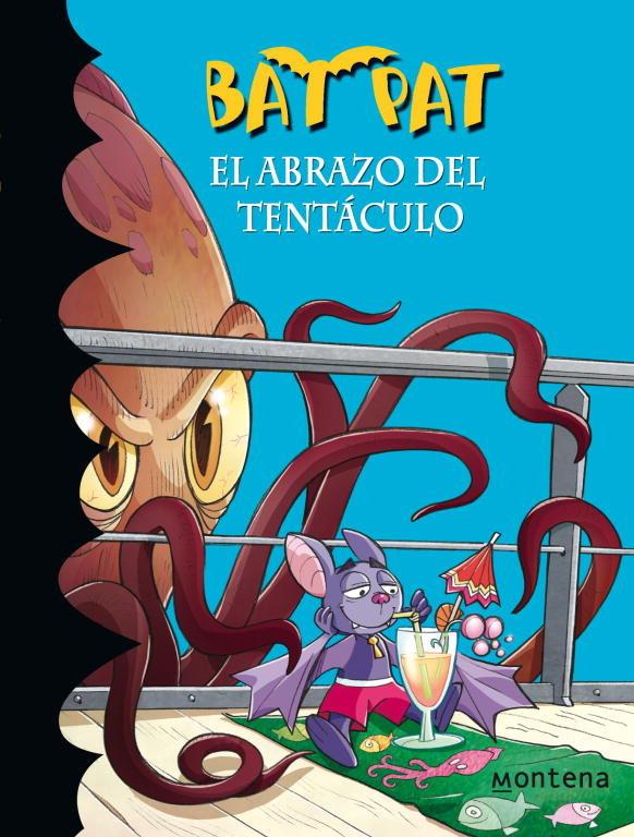 Bat pat 21 el abrazo del tentaculo