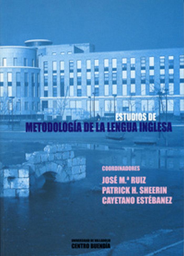 Univ valladolid estud metodologia lengua inglesa 1
