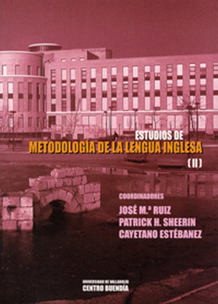 Univ valladolid estud metodologia lengua inglesa 2