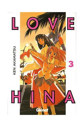 Love hina 03
