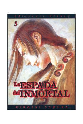 Espada del inmortal 5