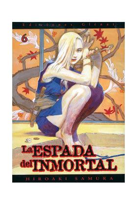 Espada del inmortal 6