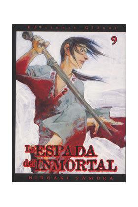Espada del inmortal 9