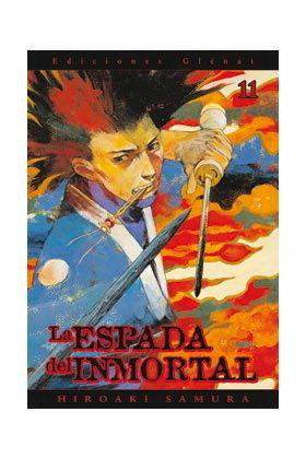 Espada del inmortal 11