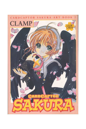 Cardcaptor sakura art book 02