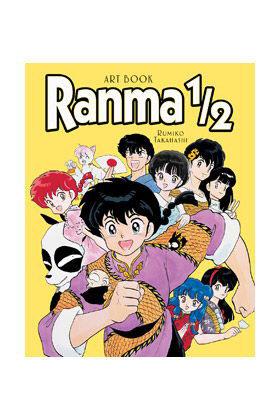 Ranma artbook