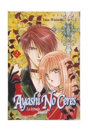 Ceres la leyenda celestial 02 (ayashi no ceres) (comic)