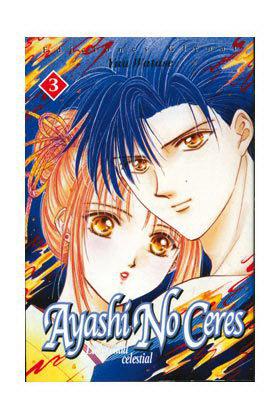 Ceres la leyenda celestial 03 (ayashi no ceres)  (comic)