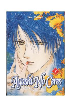 Ceres la leyenda celestial 07 (ayashi no ceres) (comic)