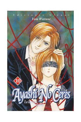 Ceres la leyenda celestial 10 (ayashi no ceres) (comic)