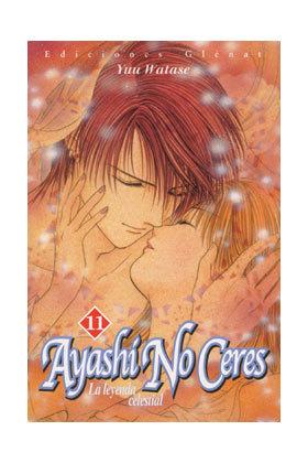Ceres la leyenda celestial 11 (ayashi no ceres) (comic)