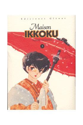 Maison ikkoku 03 (comic)