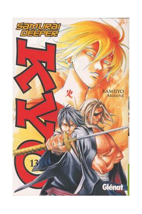 Samurai deeper kyo 13