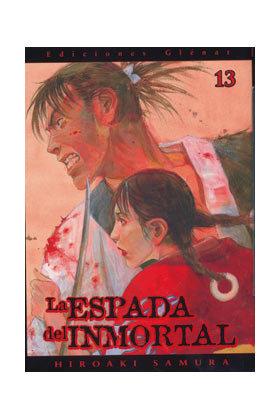Espada del inmortal 13