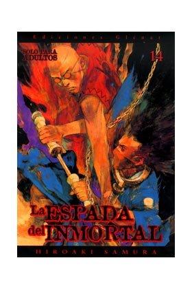Espada del inmortal 14