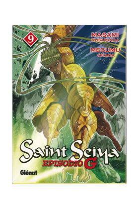 Saint seiya episodio g 9