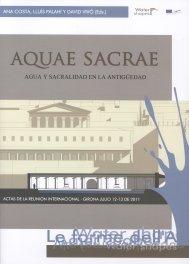 Aquae sacrae: agua y sacralidad en la antiguedad