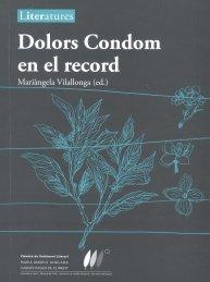 Dolors condom en el record