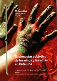 El bienestar subjetivo de los niños y las niñas en cataluña.
