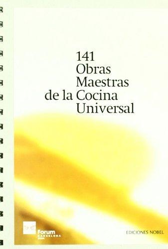 141 obras maestras cocina universal