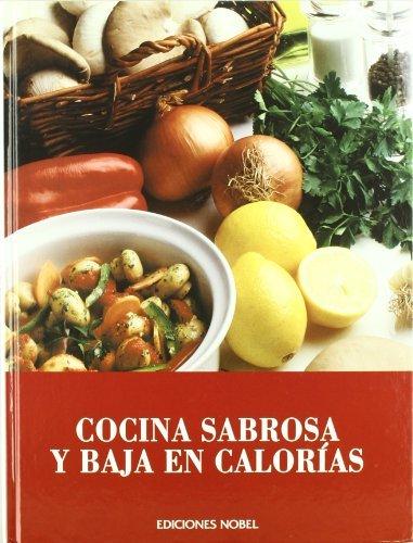 Cocina sabrosa y baja en calorias