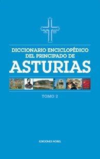 Diccionario enciclopedico del principado de asturias (tomo 2