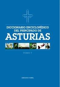 Diccionario enciclopedico del principado de asturias (tomo 7