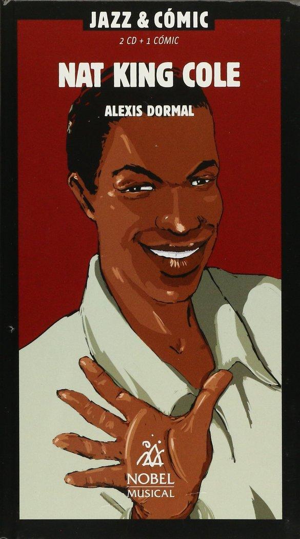 Nat king cole jazz & comic (2 cd+ 1 comic)