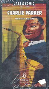 Charlie parker jazz & comic (2 cd+ 1 comic)
