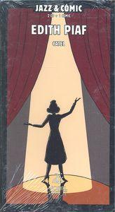 Edith piaf jazz & comic (2 cd+ 1 comic)