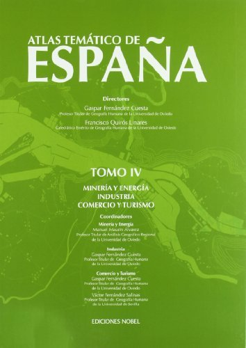 Atlas tematico españa tomo ii