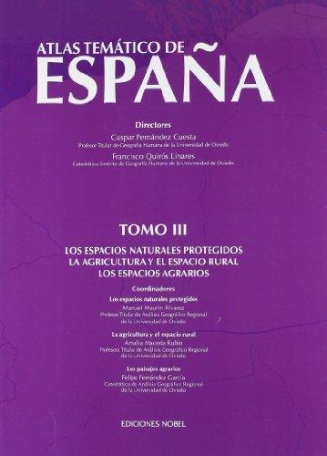 Atlas tematico españa tomo iii