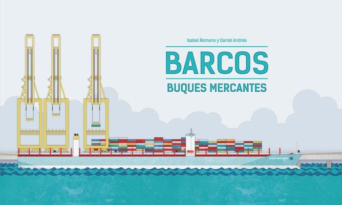 Barcos buques mercantes