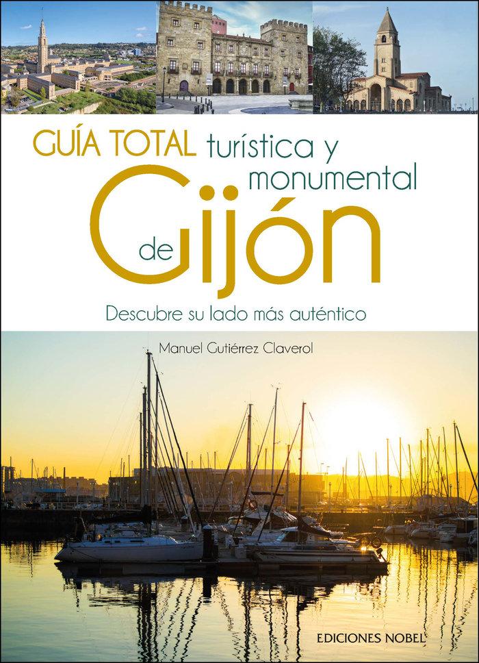 Guia total turistica y monumental de gijon